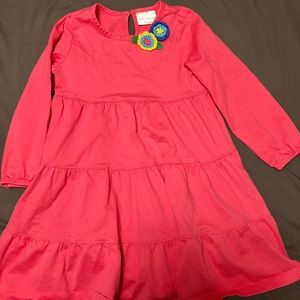 Hanna Andersson Twirly Dress, size 100/4